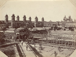 The Vinery, Kaisor Bagh, Lucknow.